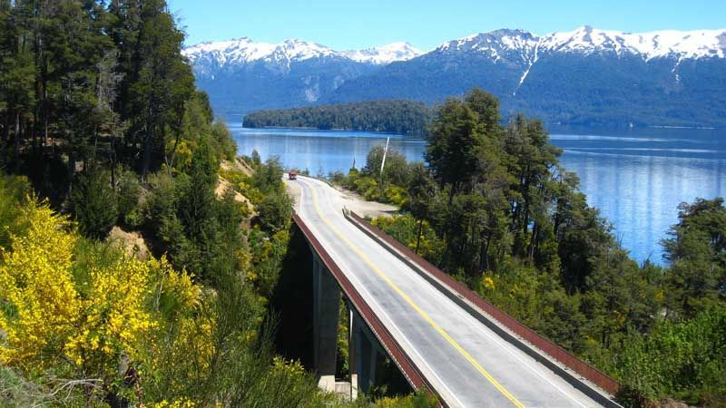 Circuito Grande : Circuito grande excursiones patagonia traveler